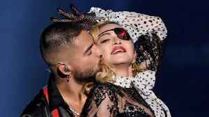 Madonna pictured with new toyboy [Video]