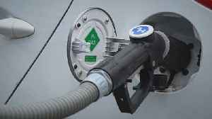 Tomorrow's hydrogen car [Video]
