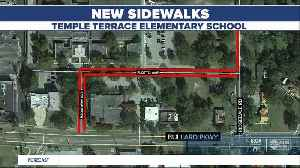 Temple Terrace looking to start new road projects to improve safety near schools [Video]
