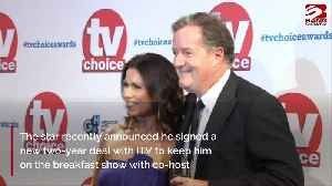 Piers Morgan to quit Good Morning Britain after new contract ends [Video]