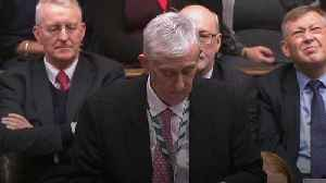 Sir Lindsay Hoyle ensures 'office is open to all' on his return as Speaker [Video]