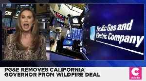 PG&E Removes California Governor From Wildfire Deal [Video]