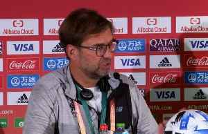 I'm the wrong person to ask - Klopp on Qatar politics [Video]