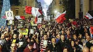 Daphne Caruana Galizia: MEPs call for Malta PM Joseph Muscat to quit immediately [Video]