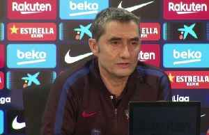 Valverde tells fans to protest freely in Clasico but show respect [Video]