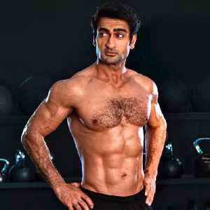 Kumail Nanjiani went on a strict workout and diet regime to get in shape for his new Marvel movie [Video]