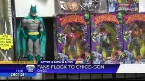 Chico-con returns to Butte County [Video]