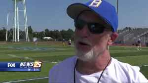 Collins to lead East Central football [Video]