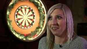 Fallon Sherrock: Women need more chances in darts [Video]
