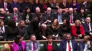 UK parliament Speaker Hoyle re-elected [Video]