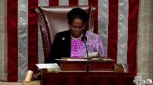 House approves $1.4 trillion spending deal to avert shutdown [Video]