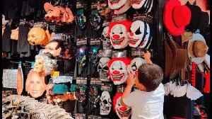 Spirit Halloween: Best Halloween Display And Costumes [Video]