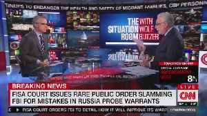 Wolf Blitzer scolds Andrew McCabe [Video]