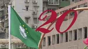 China's Xi visits gambling hub Macau as Hong Kong seethes [Video]