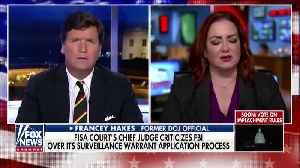News video: FISA Judge Blasts The FBI And Questions Other Applications