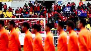 Hong Kong-China unrest spills into soccer beef [Video]