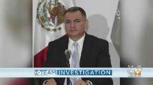 Bond Denied For Former Mexican Government Top Law Officer Charged With Drug Trafficking Conspiracy [Video]