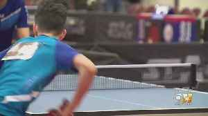 Inside The US Open Table Tennis Championships In Fort Worth [Video]