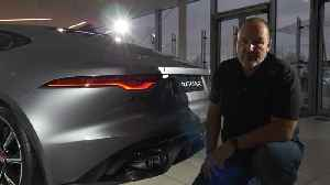 News video: 2020 Jaguar F-Type – world premiere of the redesigned Jaguar sports car