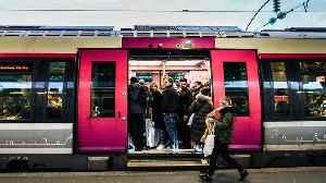 France pension protests: Transport strikes nationwide [Video]