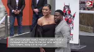 Kevin Hart's wife feels publicly humiliated [Video]
