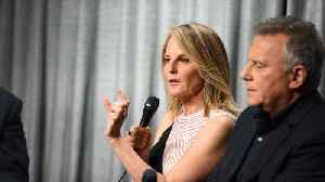 Helen Hunt believes 'we're at the beginning of fight against sexism in Hollywood' [Video]