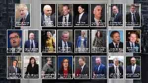 Boris Johnson's Cabinet - who's in the PM's top team? [Video]