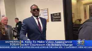 R. Kelly To Make Video Appearance In NY Courtroom From Chicago On Bribery Charge [Video]