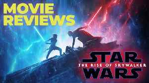 Star Wars: The Rise of Skywalker Movie Review // The Skywalker Saga comes to an epic conclusion [Video]