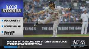 Yankees To Introduce Gerrit Cole [Video]