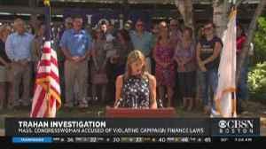Rep. Lori Trahan Campaign Finance Investigation [Video]