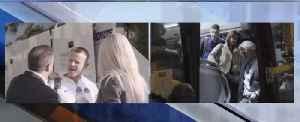 News video: Las Vegas Bowl coaches arrive