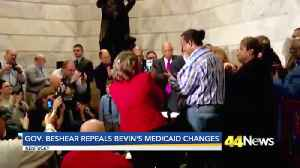 MEDICAID KY REPEAL [Video]
