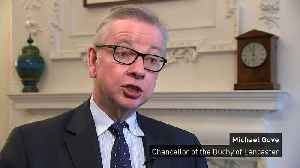Michael Gove reaffirms government's opposition to 'IndyRef2' [Video]
