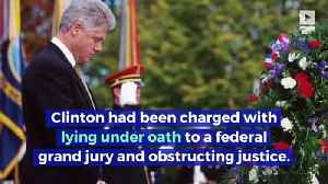 This Day in History: President Clinton Is Impeached [Video]
