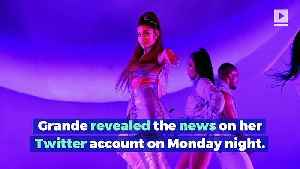 Ariana Grande Closing in on Voter Registration Record [Video]
