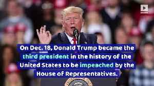 Celebrities React to Donald Trump's Impeachment [Video]