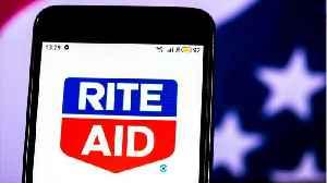 Rite Aid Skyrockets 50% On Earnings [Video]