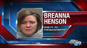Mother pleads guilty of endangerment in child death [Video]