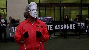 UK-U.S. treaty bans Assange's extradition: lawyers [Video]