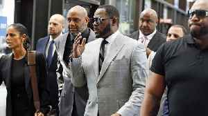 R. Kelly Pleads Not Guilty To Bribery Charge [Video]