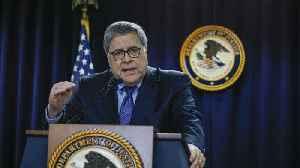 Attorney General William Barr Defends FISA, Calls It A 'Critical Tool' [Video]