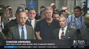 Charges Dismissed Against Paul Manafort [Video]
