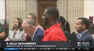 R. Kelly Arraigned In Brooklyn Federal Court [Video]