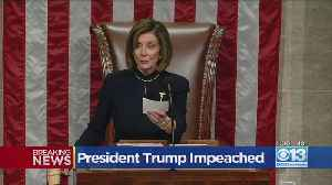 CBS13 Political Analyst Gary Dietrich: Impeachment [Video]