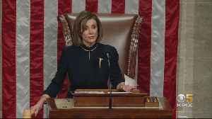 Pelosi May Temporarily Delay Sending Impeachment Articles To Senate [Video]