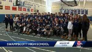 Wake Up Call from Swampscott High School [Video]