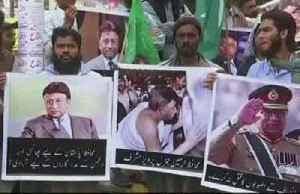 Pakistan's Musharraf calls death sentence 'personal' [Video]