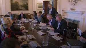 Julian Smith hopes to restore powersharing in Northern Ireland [Video]