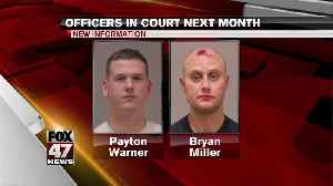 Bath township police officers plead no contest [Video]